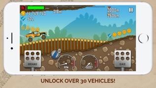 Hill Climb Racing软件截图2