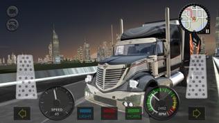 Truck Simulator 2016 Free软件截图1