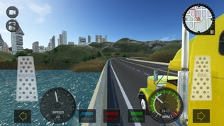 Truck Simulator 2016 Free软件截图2