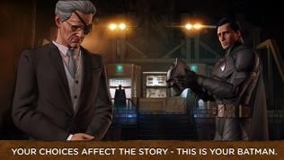 Batman: The Enemy Within软件截图2