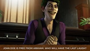 Batman: The Enemy Within软件截图1