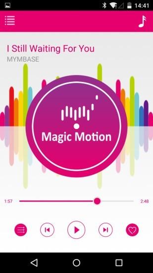 MagicMotion
