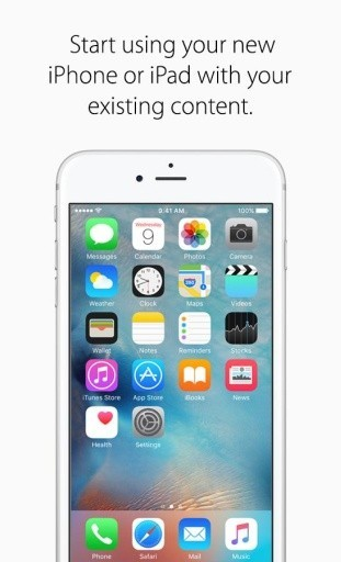 Move to iOS软件截图0