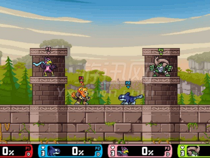 Rivals of Aether 英文版下载