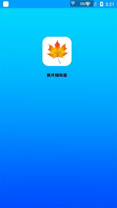 枫叶辅助器软件截图3