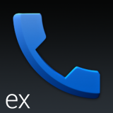 ExDialer Android KitKat Dark(安卓4.4拨号器)