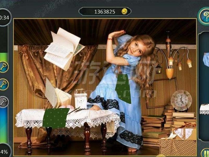 爱丽丝拼图仙境编年史 英文版下载