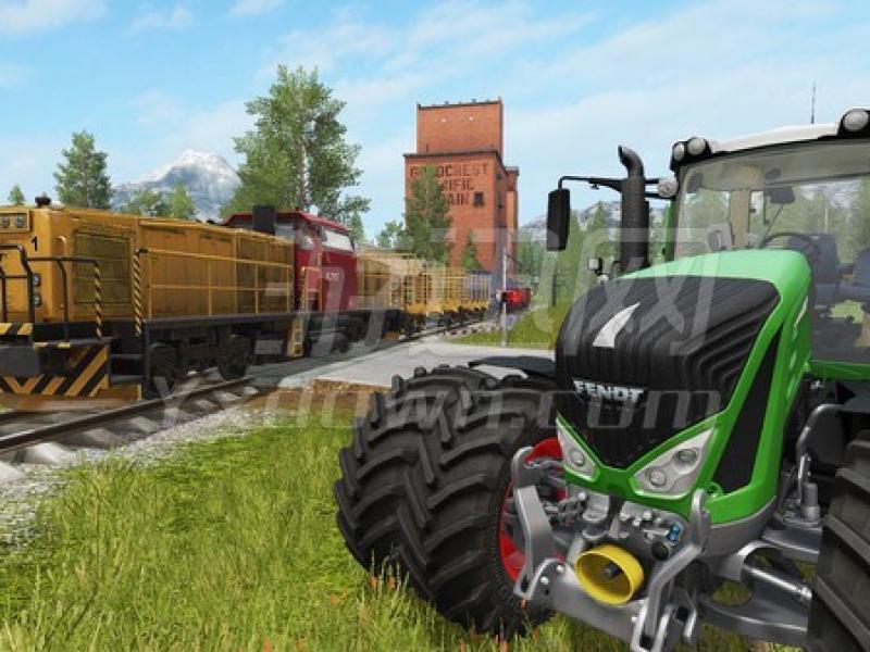 模拟农场17 白金版下载