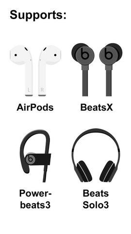 蓝牙耳机电量显示软件