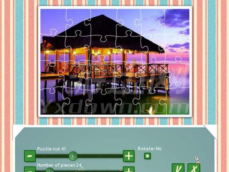 拼图游戏:海滩季节2 英文版下载