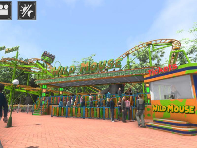 主题公园模拟器 中文版下载