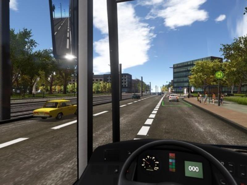 城市公交模拟器2019 中文版下载
