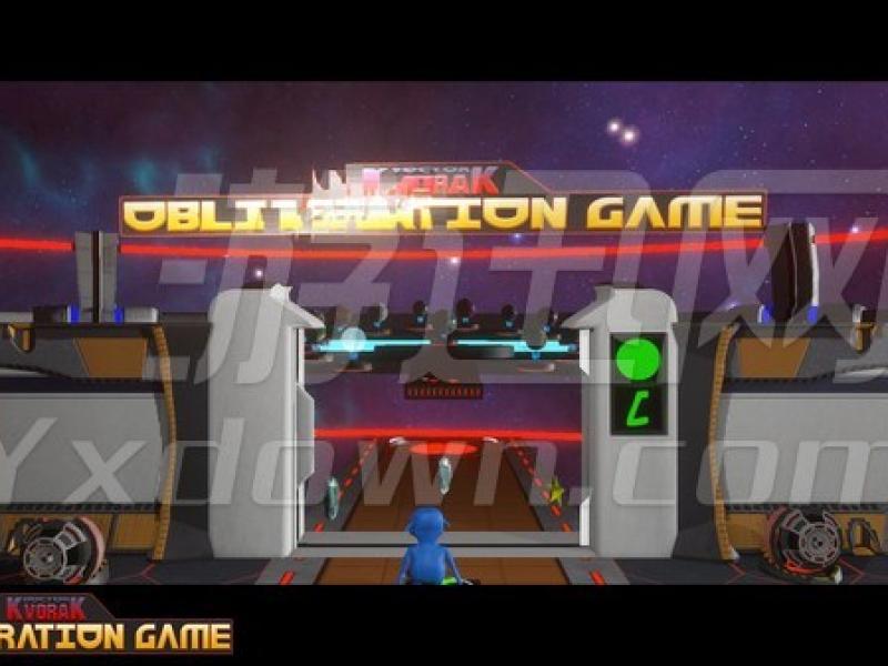 Kvorak博士的消除游戏 英文版下载