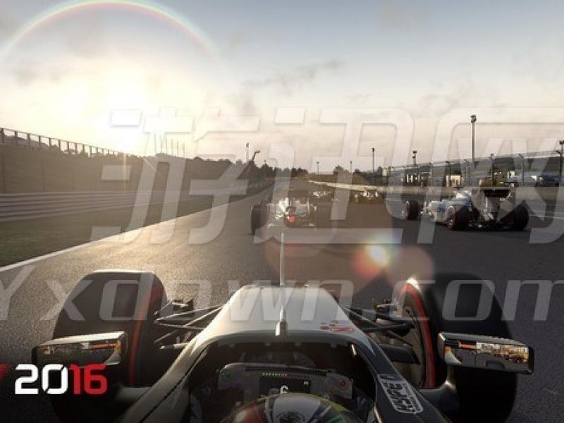 F1 2016 中文版下载