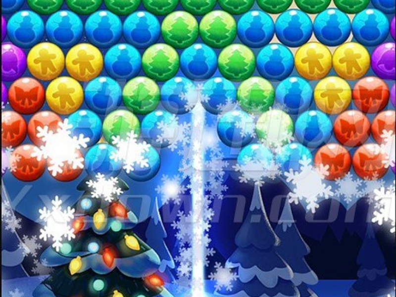 泡沫射手:圣诞节 英文版下载