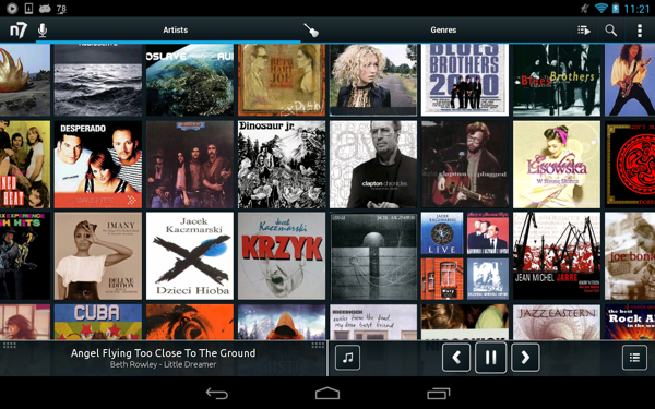 n7音乐播放器(N7 Music Player)软件截图1