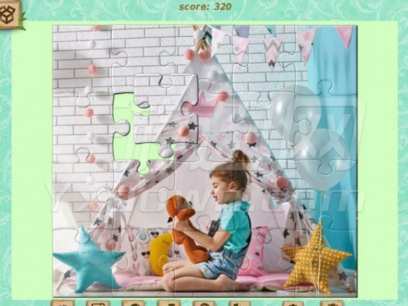 1001拼图:甜蜜的家 英文版下载
