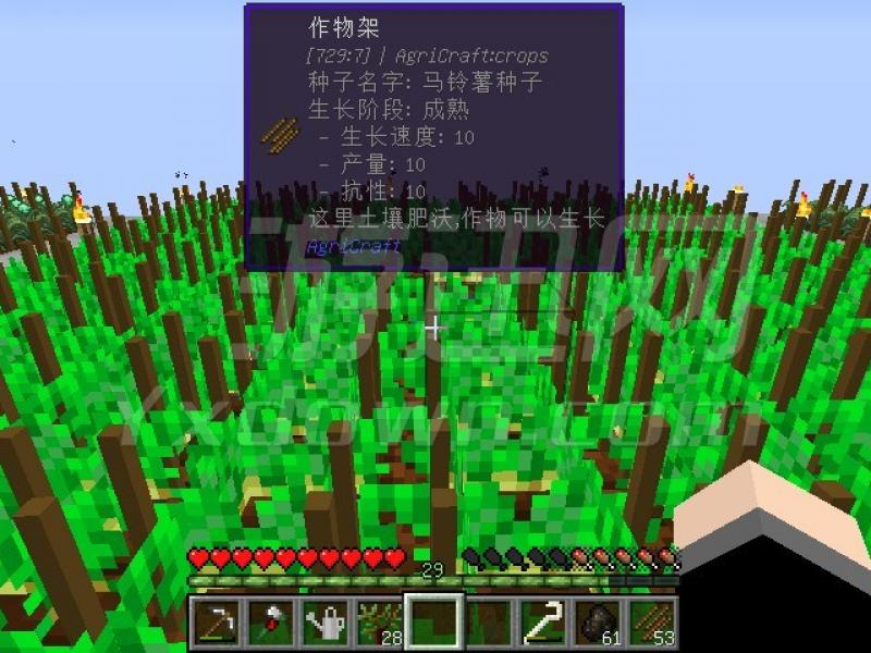 我的世界最后一片土地 中文版1.7.10下载