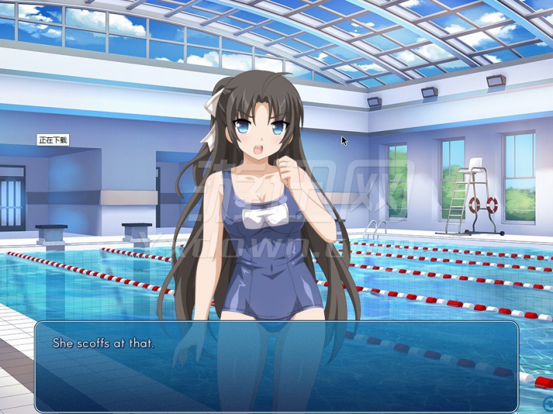 樱花游泳俱乐部 中文版下载