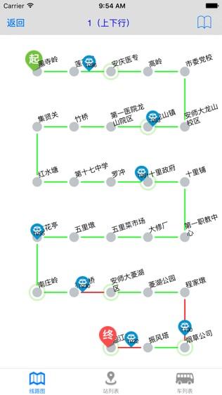 公交e出行软件截图1