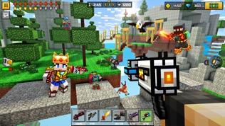 Pixel Gun 3D软件截图1