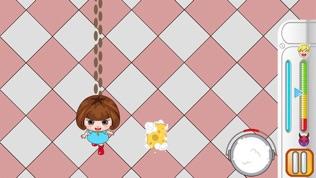 贝贝公主擦地板小游戏软件截图1