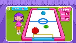 安娜公主冰上桌球乐园软件截图1