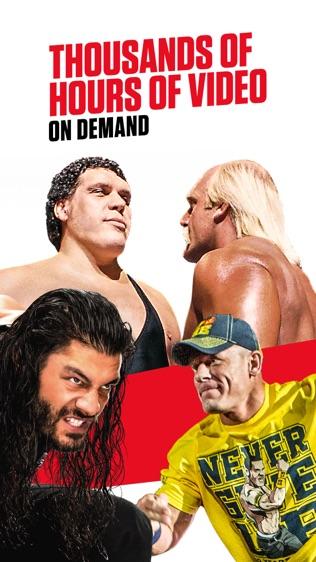 WWE软件截图1