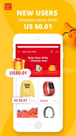 AliExpress Shopping App软件截图0