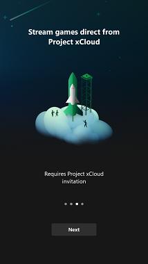 微软云游戏xcloud平台软件截图1