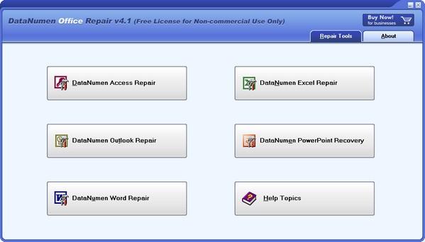 DataNumen Office Repair(office文件修复工具)下载