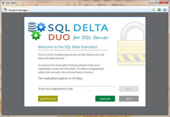 SQL Delta for SQL Server(数据库对比工具)
