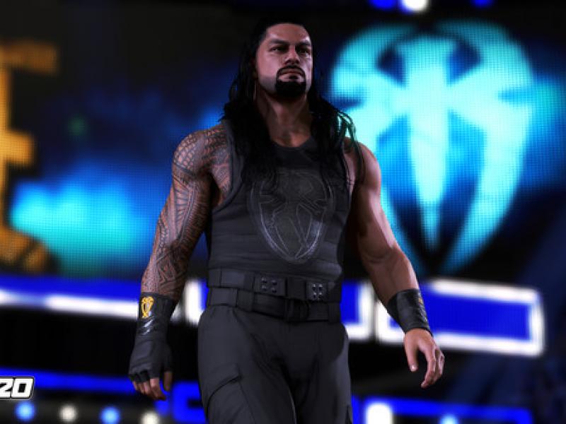 WWE 2K20 豪华版下载