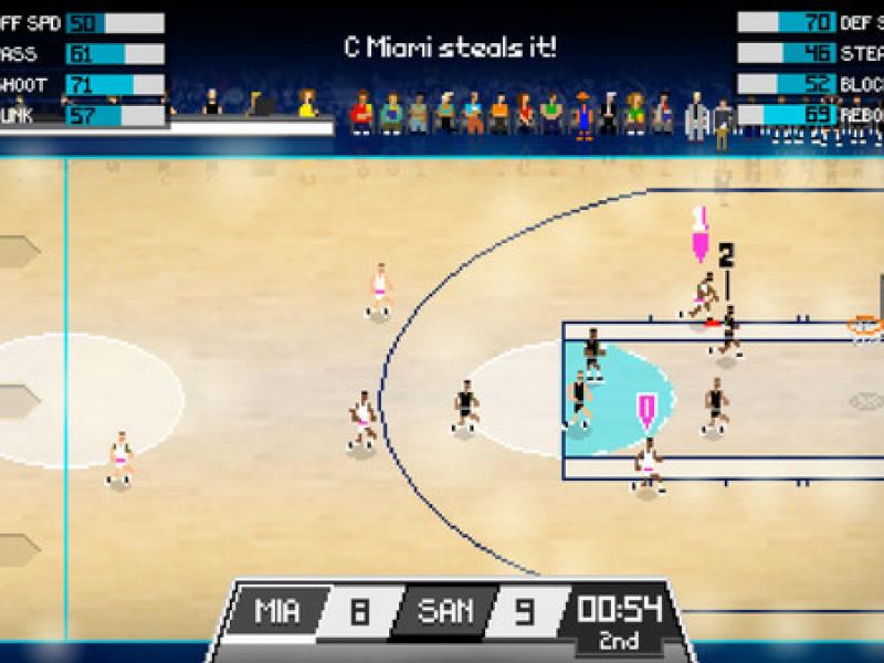 艺术篮球 英文版下载