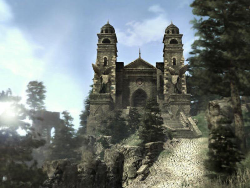 两个世界2:飞行城堡的海盗 中文版下载
