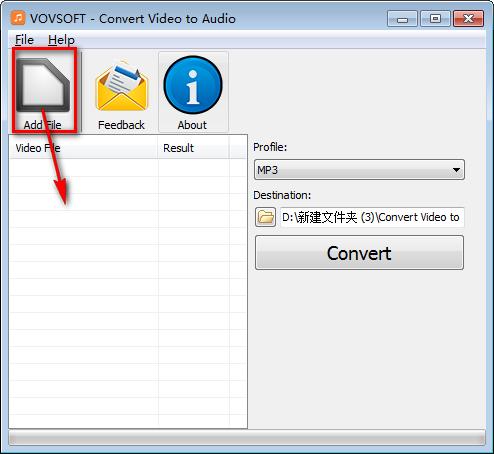 视频转音频软件(Convert Video to Audio)下载