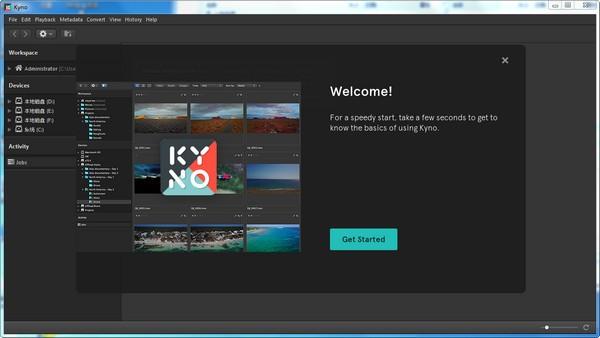 Lesspain Kyno Premium(媒体管理系统)下载