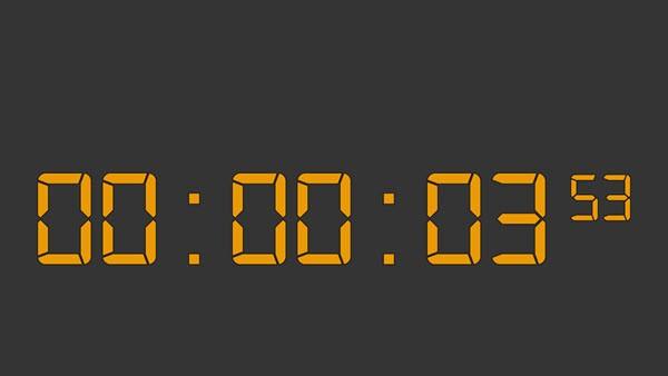 微润比赛秒表