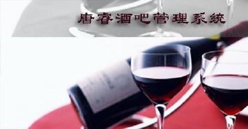 唐睿酒吧管理系统