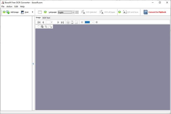 Boxoft Free OCR(OCR识别软件)