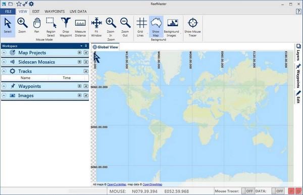 ReefMaster(航行声呐分析软件)