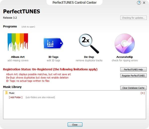 PerfectTUNES(音乐优化工具)