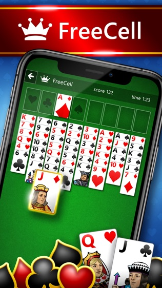 Microsoft Solitaire Collection软件截图2