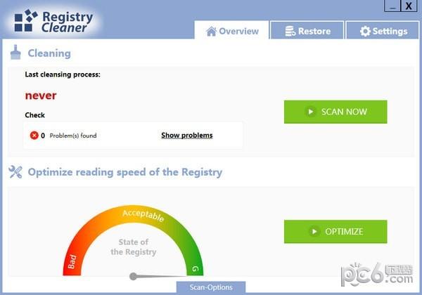 Abelssoft Registry Cleaner(注册表清理工具)