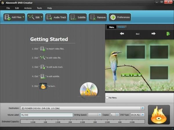 Aiseesoft DVD Creator(DVD刻录软件)