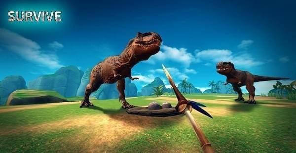侏罗纪生存岛进化3D手游下载