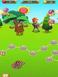 熊出没之开心消消熊2D软件截图2
