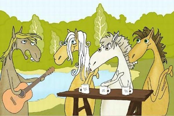 对马弹琴软件截图1
