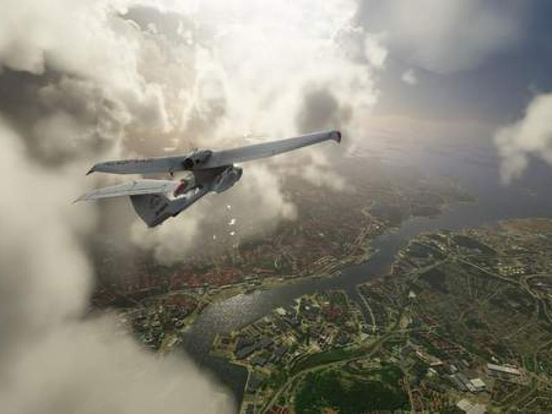微软飞行模拟器 破解版下载