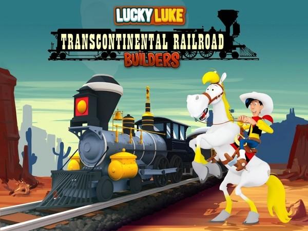 幸运星卢克横贯大陆铁路软件截图0